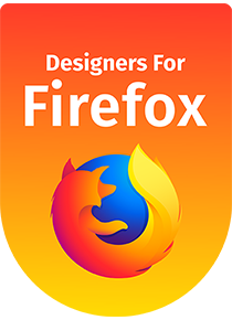 Designers for Firefox