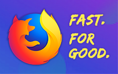Firefox - Fast For Good